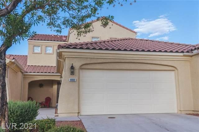 8800 Echo Grande Drive, Las Vegas, NV 89131 (MLS #2307813) :: Lindstrom Radcliffe Group