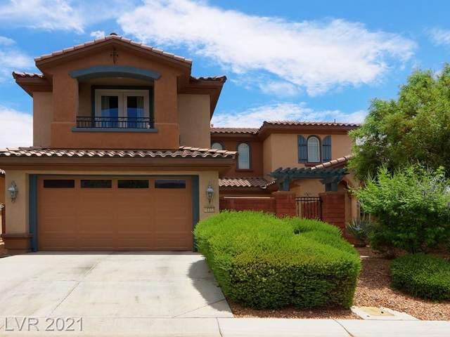 10322 Koala Forest Street, Las Vegas, NV 89178 (MLS #2307814) :: Signature Real Estate Group