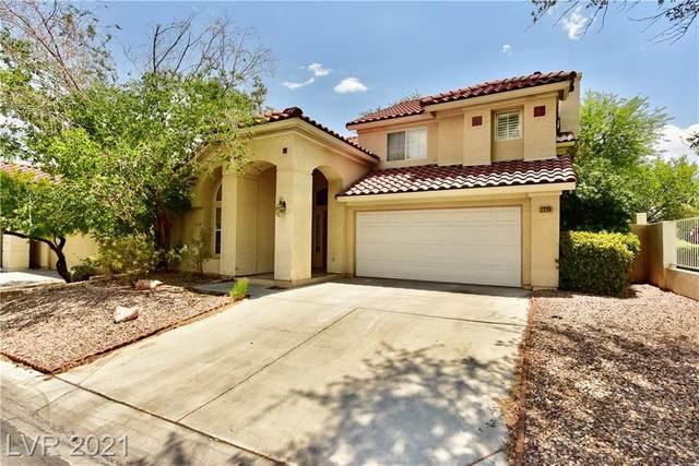 2220 Orchid Blossom Drive, Las Vegas, NV 89134 (MLS #2307821) :: Galindo Group Real Estate