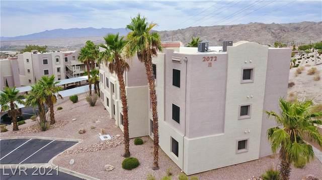 2072 Mesquite Lane #303, Laughlin, NV 89029 (MLS #2307830) :: DT Real Estate