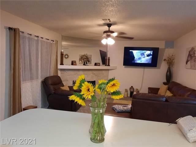 7936 Terrace Rock Way #102, Las Vegas, NV 89128 (MLS #2307832) :: DT Real Estate