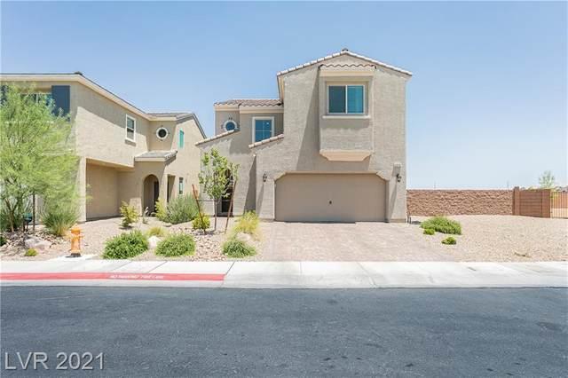 6916 Pivot Point Street, Las Vegas, NV 89148 (MLS #2307836) :: Lindstrom Radcliffe Group
