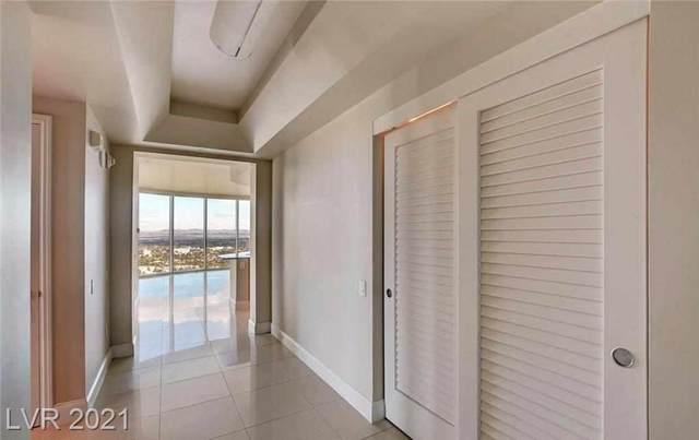 222 Karen Avenue #3407, Las Vegas, NV 89109 (MLS #2307838) :: Galindo Group Real Estate