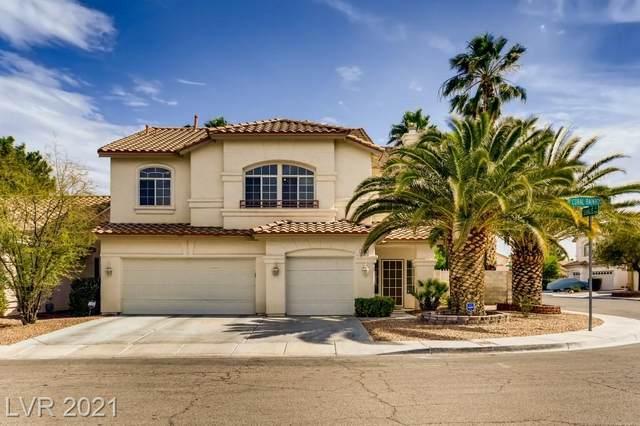 1101 Coral Rainbow Avenue, Las Vegas, NV 89123 (MLS #2307856) :: The Shear Team