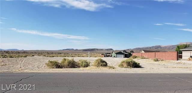 660 Box Canyon Street, Alamo, NV 89001 (MLS #2307860) :: DT Real Estate