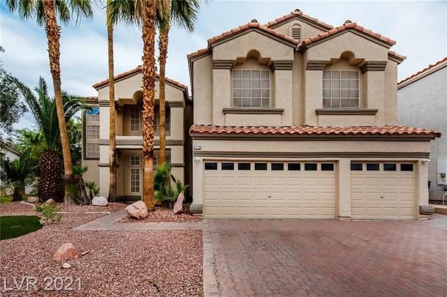 2116 Rhonda Terrace, Henderson, NV 89074 (MLS #2307861) :: Galindo Group Real Estate