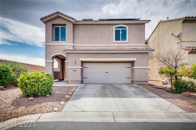 8005 Loma Del Ray Street, Las Vegas, NV 89131 (MLS #2307866) :: Galindo Group Real Estate