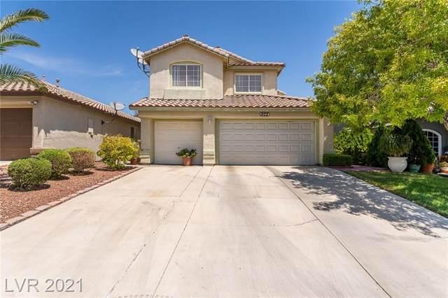 902 Royalmile Way, North Las Vegas, NV 89032 (MLS #2307867) :: Signature Real Estate Group