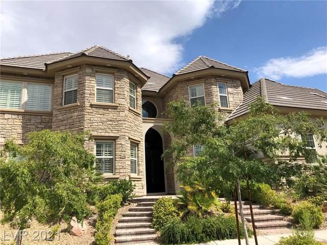 768 Tozzetti Lane, Henderson, NV 89012 (MLS #2307909) :: Coldwell Banker Premier Realty