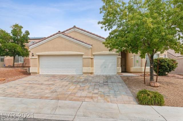 3416 Casa Alto Avenue, North Las Vegas, NV 89031 (MLS #2307917) :: Jack Greenberg Group