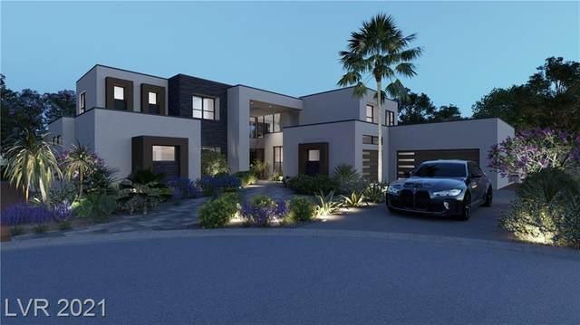 9770 Solar Avenue, Las Vegas, NV 89149 (MLS #2307918) :: Lindstrom Radcliffe Group