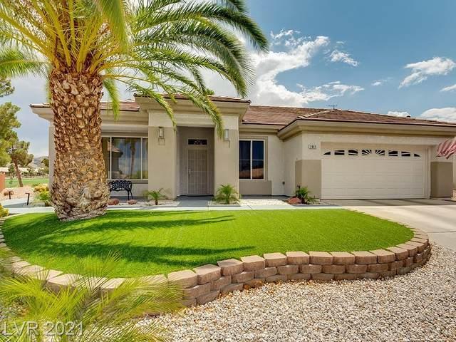 2065 High Mesa Drive, Henderson, NV 89012 (MLS #2307920) :: Custom Fit Real Estate Group