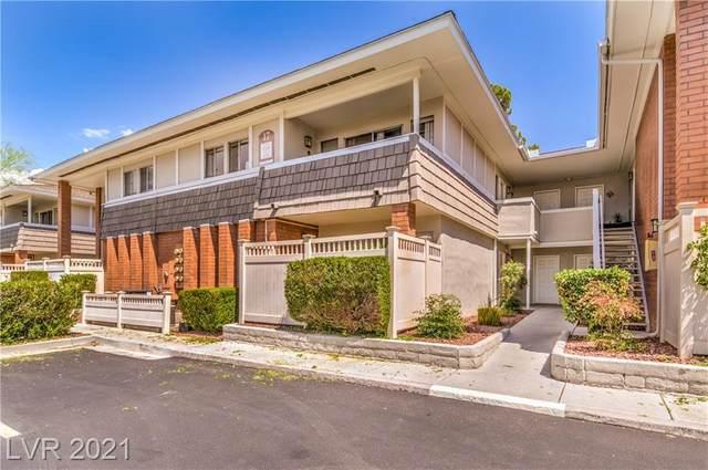 668 Oakmont Avenue #1714, Las Vegas, NV 89109 (MLS #2307949) :: Alexander-Branson Team | Realty One Group