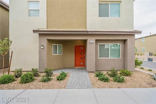 4479 Sapphire Moon Avenue, North Las Vegas, NV 89084 (MLS #2308031) :: Kypreos Team