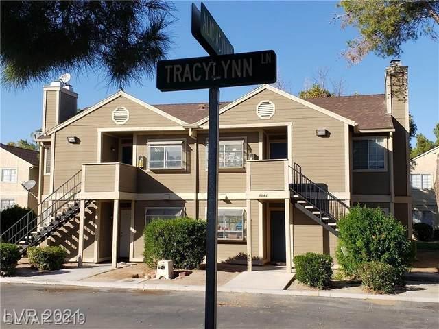 4646 Tracylynn Lane, Las Vegas, NV 89121 (MLS #2308034) :: Keller Williams Realty