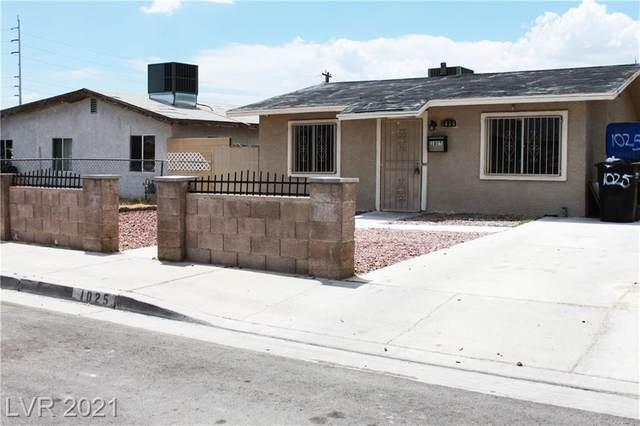 1025 W Bartlett Avenue, Las Vegas, NV 89106 (MLS #2308036) :: Lindstrom Radcliffe Group