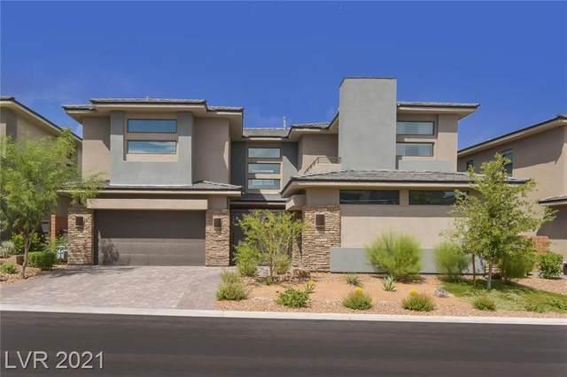 6 Garden Shadow Lane, Las Vegas, NV 89135 (MLS #2308039) :: Lindstrom Radcliffe Group
