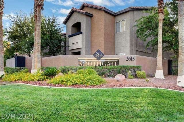 2615 W Gary Avenue #1050, Las Vegas, NV 89123 (MLS #2308055) :: DT Real Estate