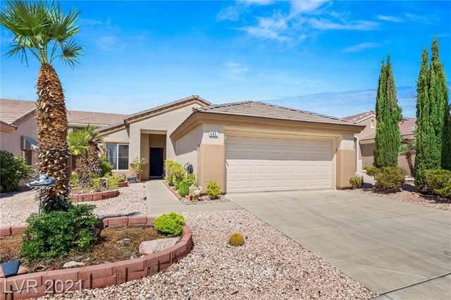 485 Edgefield Ridge Place, Henderson, NV 89012 (MLS #2308063) :: Custom Fit Real Estate Group