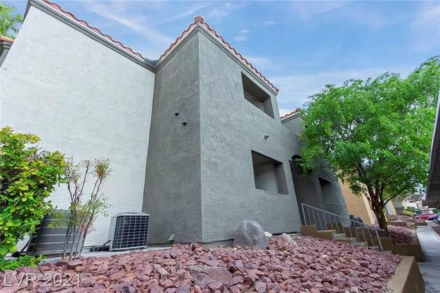 3151 Soaring Gulls Drive #2149, Las Vegas, NV 89128 (MLS #2308070) :: DT Real Estate
