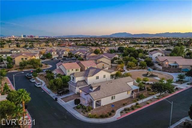 5157 Cross Ranch Street, North Las Vegas, NV 89081 (MLS #2308072) :: Signature Real Estate Group
