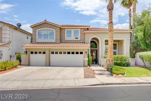 162 Ultra Drive, Henderson, NV 89074 (MLS #2308073) :: Custom Fit Real Estate Group
