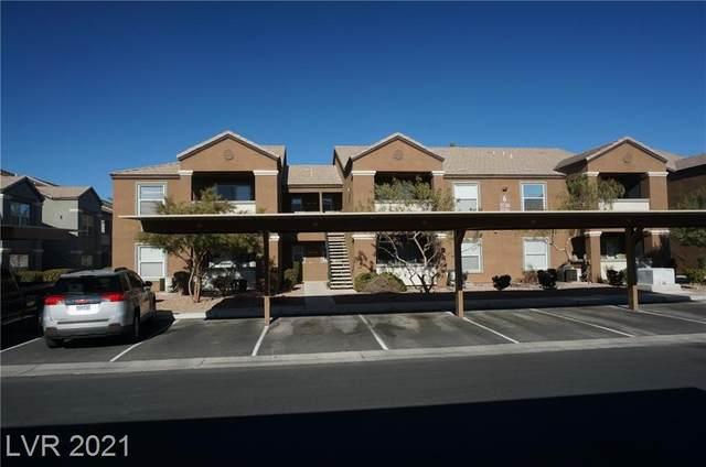 555 E Silverado Ranch Boulevard #2037, Las Vegas, NV 89183 (MLS #2308088) :: DT Real Estate