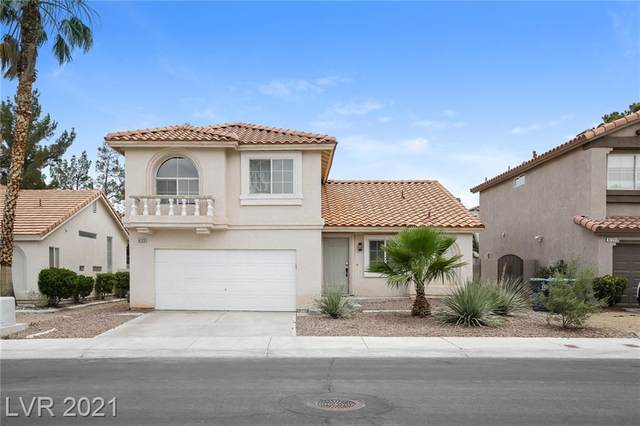 8725 Autumn Wreath Avenue, Las Vegas, NV 89129 (MLS #2308109) :: Keller Williams Realty