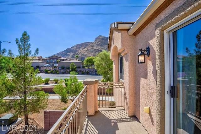 10636 Caldera Canyon Court, Las Vegas, NV 89129 (MLS #2308115) :: The Shear Team