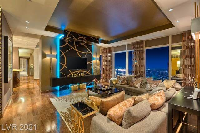 3750 S Las Vegas Boulevard #4008, Las Vegas, NV 89158 (MLS #2308116) :: DT Real Estate