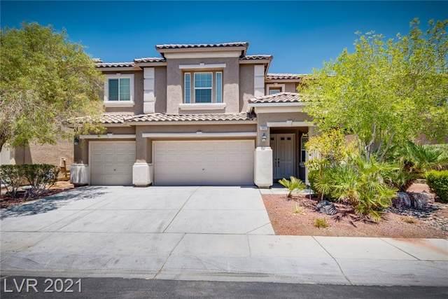 1852 Shy Albatross Avenue, North Las Vegas, NV 89084 (MLS #2308123) :: Lindstrom Radcliffe Group