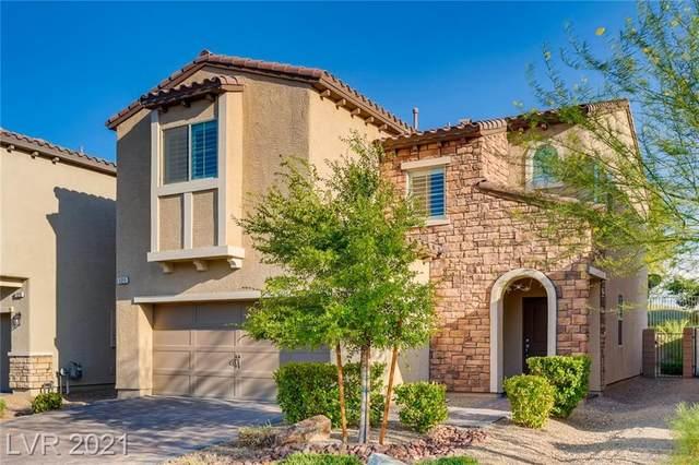 121 Elm Reed Avenue, Las Vegas, NV 89148 (MLS #2308134) :: Keller Williams Realty