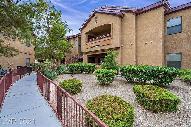 8250 N Grand Canyon Drive #1032, Las Vegas, NV 89166 (MLS #2308140) :: The Shear Team
