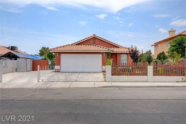 5565 Cedar Avenue, Las Vegas, NV 89110 (MLS #2308183) :: Signature Real Estate Group