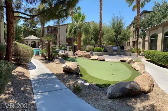 4400 S Jones Boulevard #1052, Las Vegas, NV 89103 (MLS #2308242) :: DT Real Estate