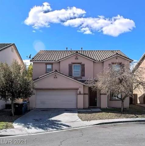8113 Mustang Hill Court, Las Vegas, NV 89131 (MLS #2308291) :: Lindstrom Radcliffe Group