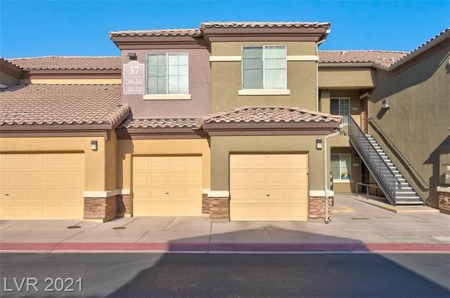 6868 Sky Pointe Drive #1141, Las Vegas, NV 89131 (MLS #2308309) :: DT Real Estate