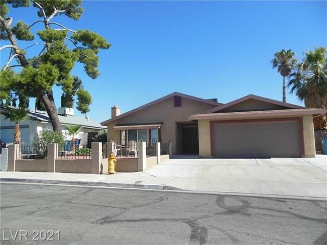 6786 Grandola Drive, Las Vegas, NV 89103 (MLS #2308343) :: Custom Fit Real Estate Group