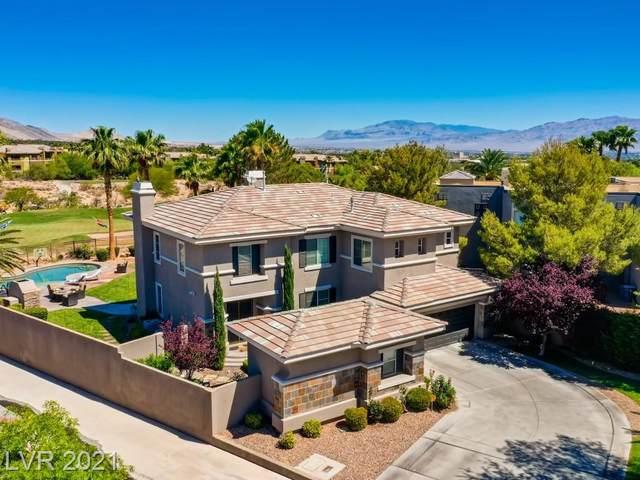 737 Pinnacle Heights Lane, Las Vegas, NV 89144 (MLS #2308350) :: Lindstrom Radcliffe Group