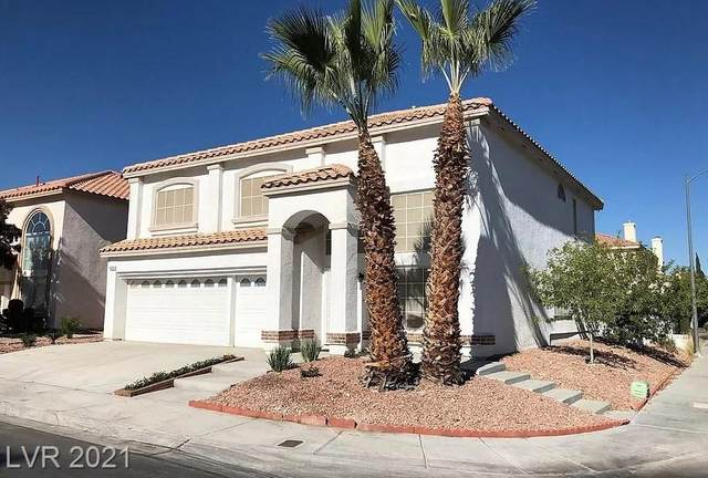 8500 Copper Mountain Avenue, Las Vegas, NV 89129 (MLS #2308359) :: Keller Williams Realty