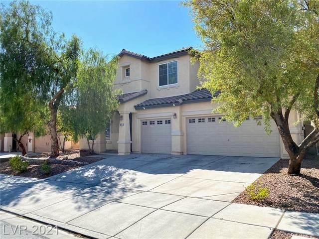 979 Mill Run Creek Avenue, Henderson, NV 89002 (MLS #2308363) :: Custom Fit Real Estate Group