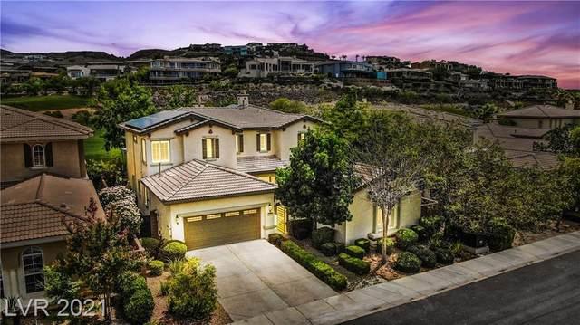 1439 Foothills Village Drive, Henderson, NV 89012 (MLS #2308367) :: The Chris Binney Group | eXp Realty