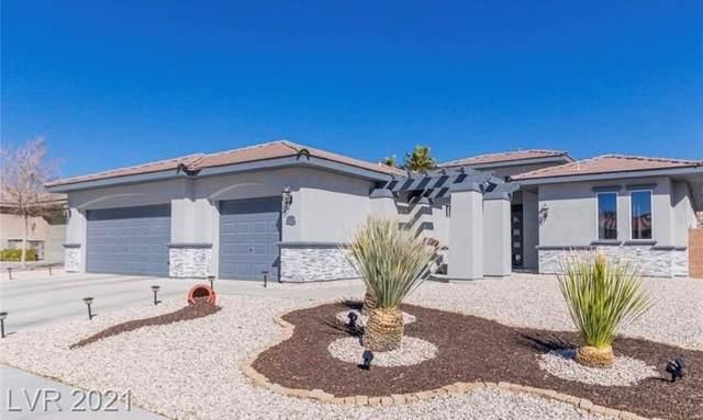 7712 Calm Waters Street, Las Vegas, NV 89131 (MLS #2308409) :: Lindstrom Radcliffe Group