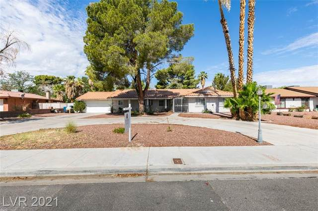 3343 El Camino Road, Las Vegas, NV 89146 (MLS #2308422) :: Signature Real Estate Group