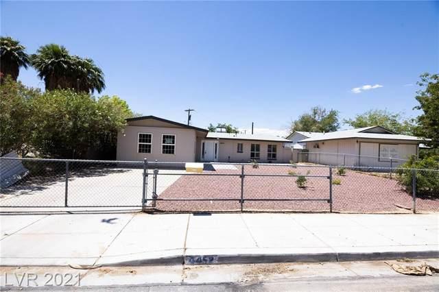 4452 Isabella Avenue, Las Vegas, NV 89110 (MLS #2308424) :: Lindstrom Radcliffe Group