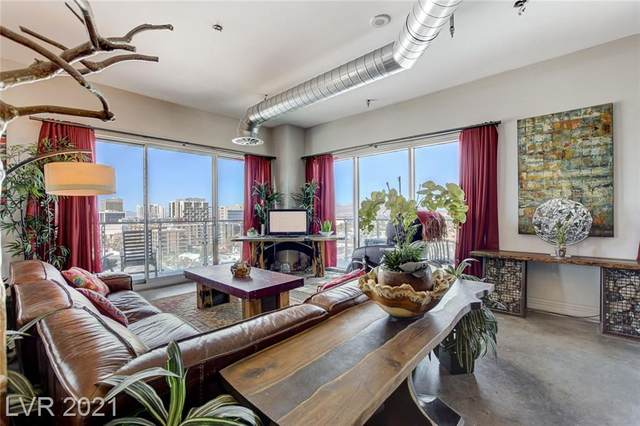 200 Hoover Avenue #909, Las Vegas, NV 89101 (MLS #2308442) :: DT Real Estate