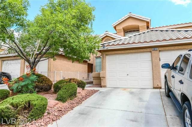 8012 Draco Circle #201, Las Vegas, NV 89128 (MLS #2308493) :: Galindo Group Real Estate