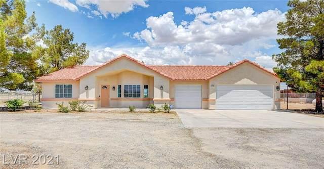 730 W Chipmunk Road, Pahrump, NV 89048 (MLS #2308536) :: Custom Fit Real Estate Group