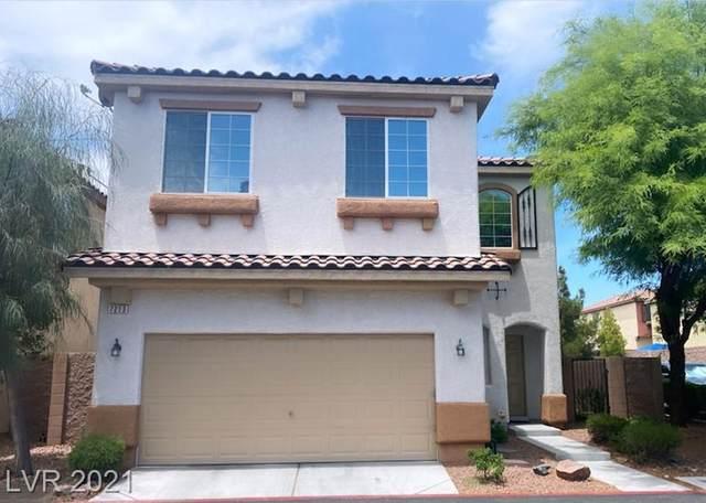 7213 Amber Cascade Court, Las Vegas, NV 89149 (MLS #2308538) :: Custom Fit Real Estate Group
