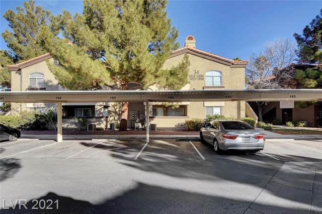 9000 Las Vegas Boulevard #2142, Las Vegas, NV 89123 (MLS #2308539) :: Hebert Group | Realty One Group
